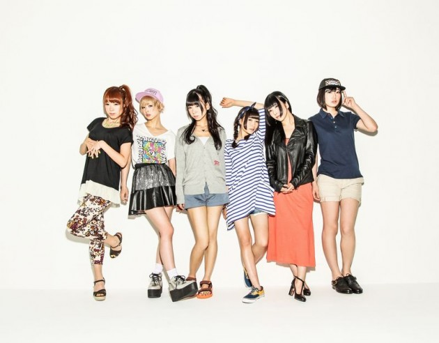A Special Collaboration in Dempagumi.inc and ZOZOTOWN revealed!