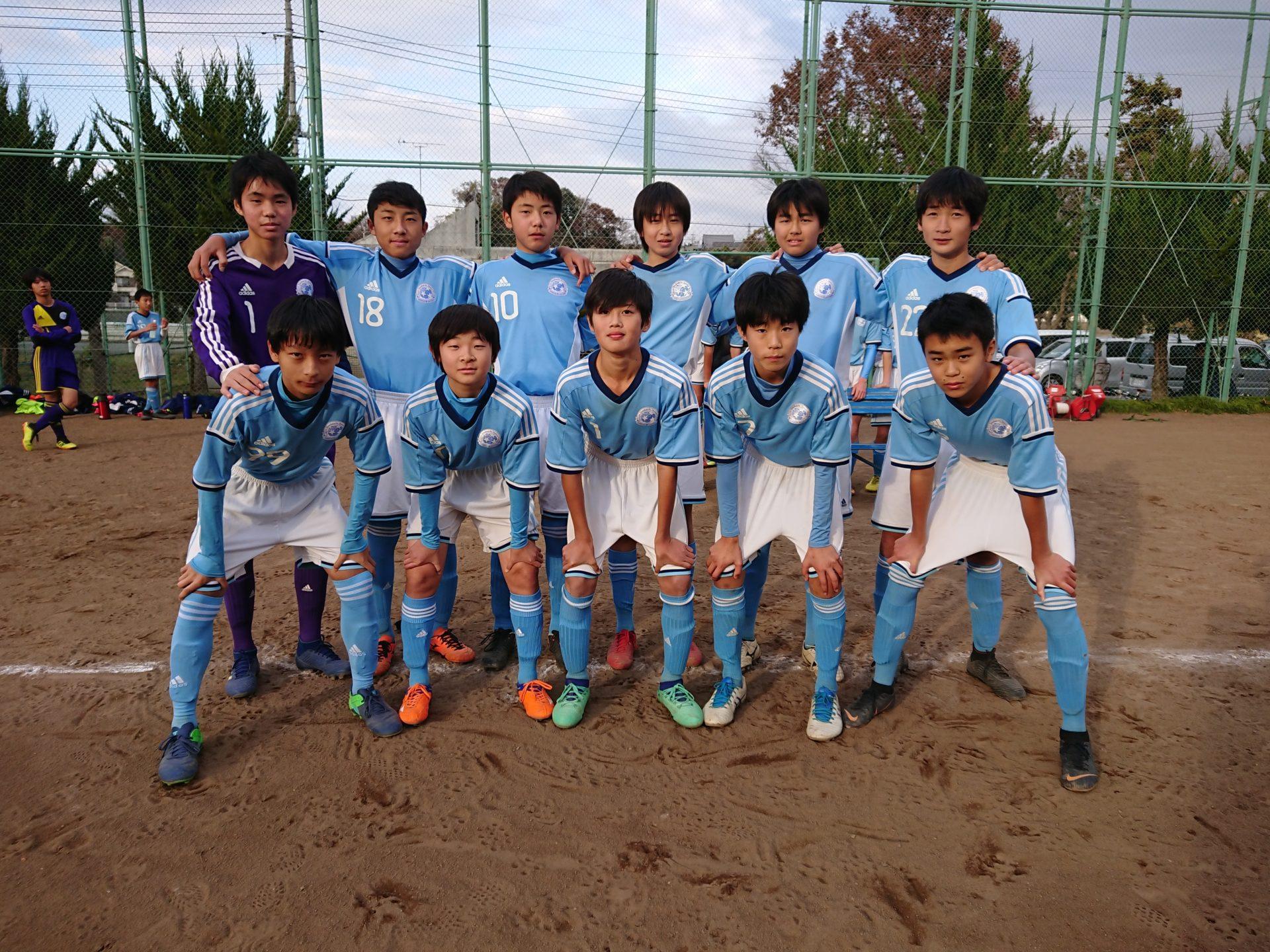 三多摩リーグU-13.14 vs ZION FOOTBALL CLUB