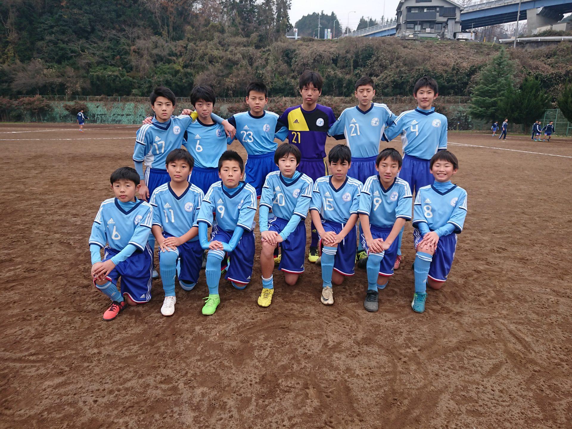 三多摩リーグU-13.14 vs Raffle瑞穂FC