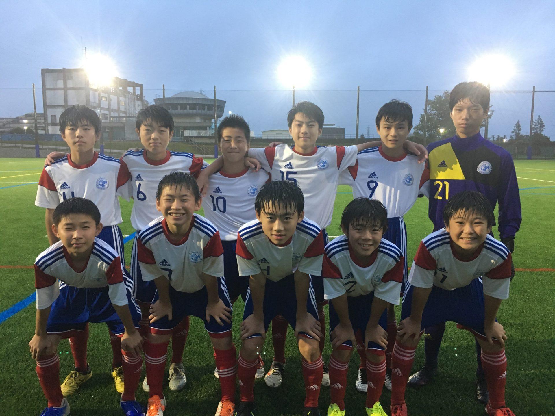 ①②クラブユース選手権U-14 vs プロメテウス