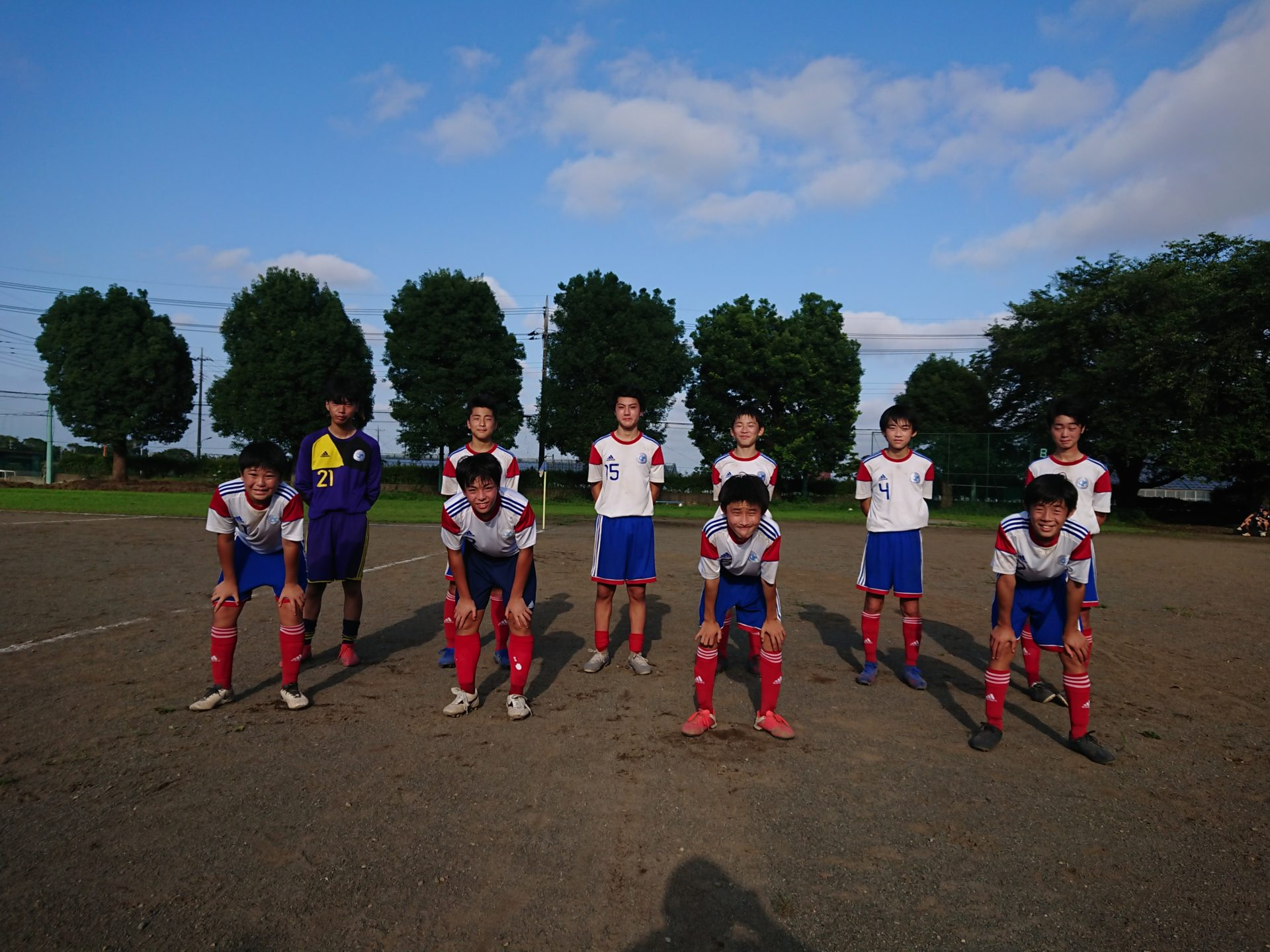 TM vs あきる野FC
