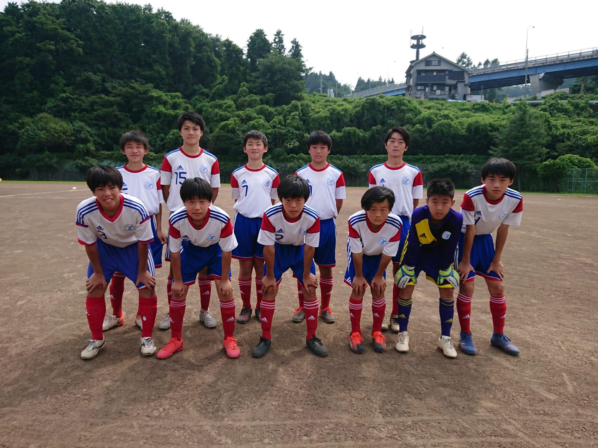 三多摩リーグU-14 vs Raffle瑞穂