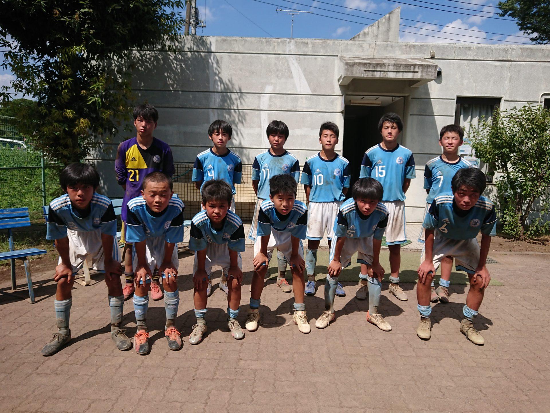 東京都U-15地域交流戦 vs FC OLE国立