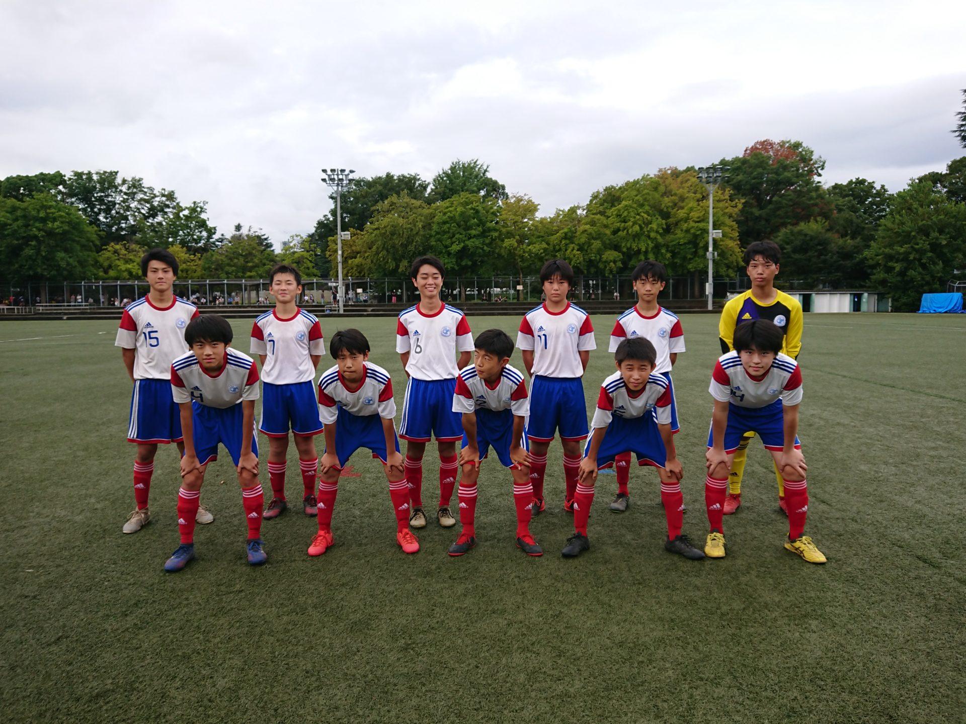 高円宮杯 vs FCトリプレッタ