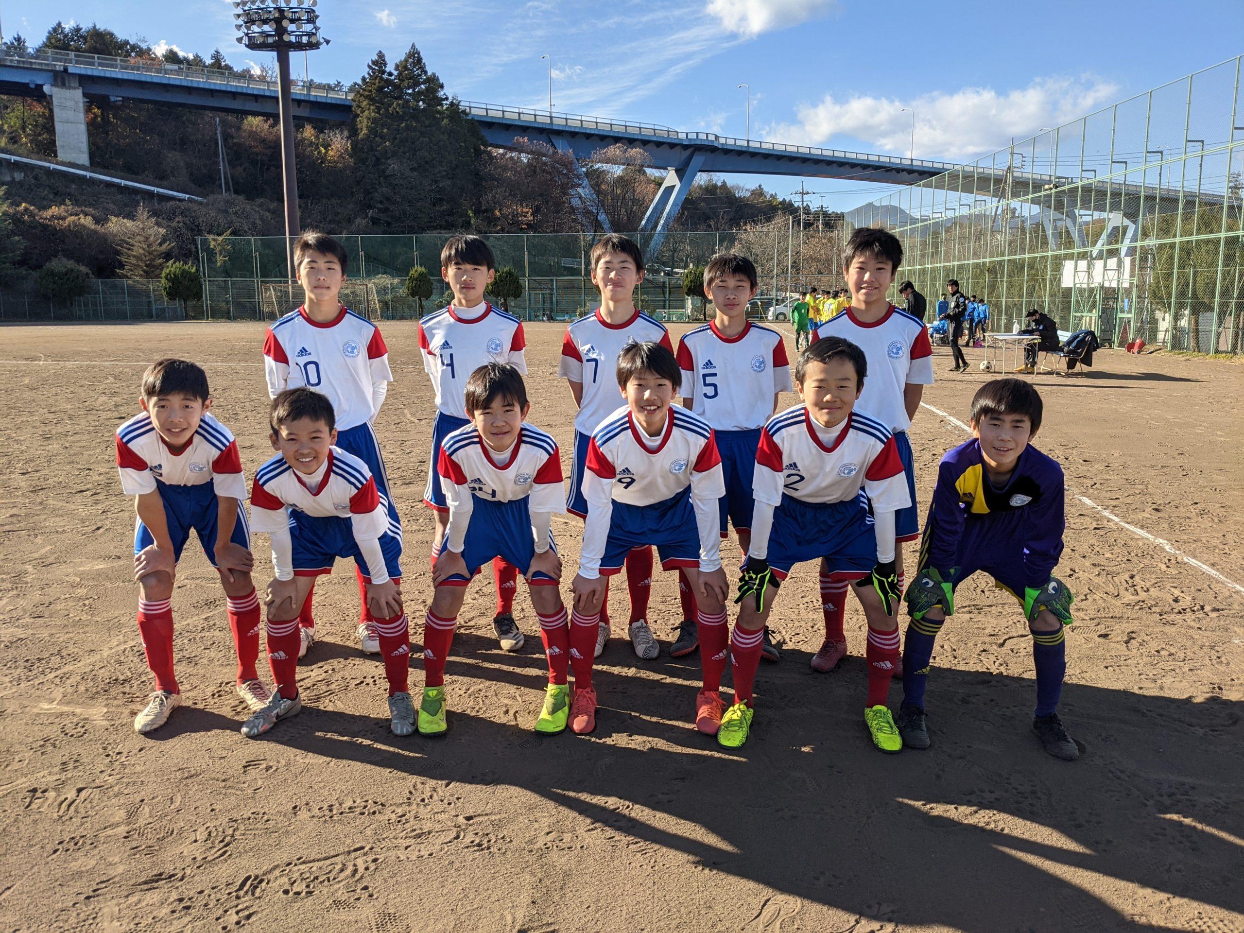 フレッシュカップU-14 vs ZION FC