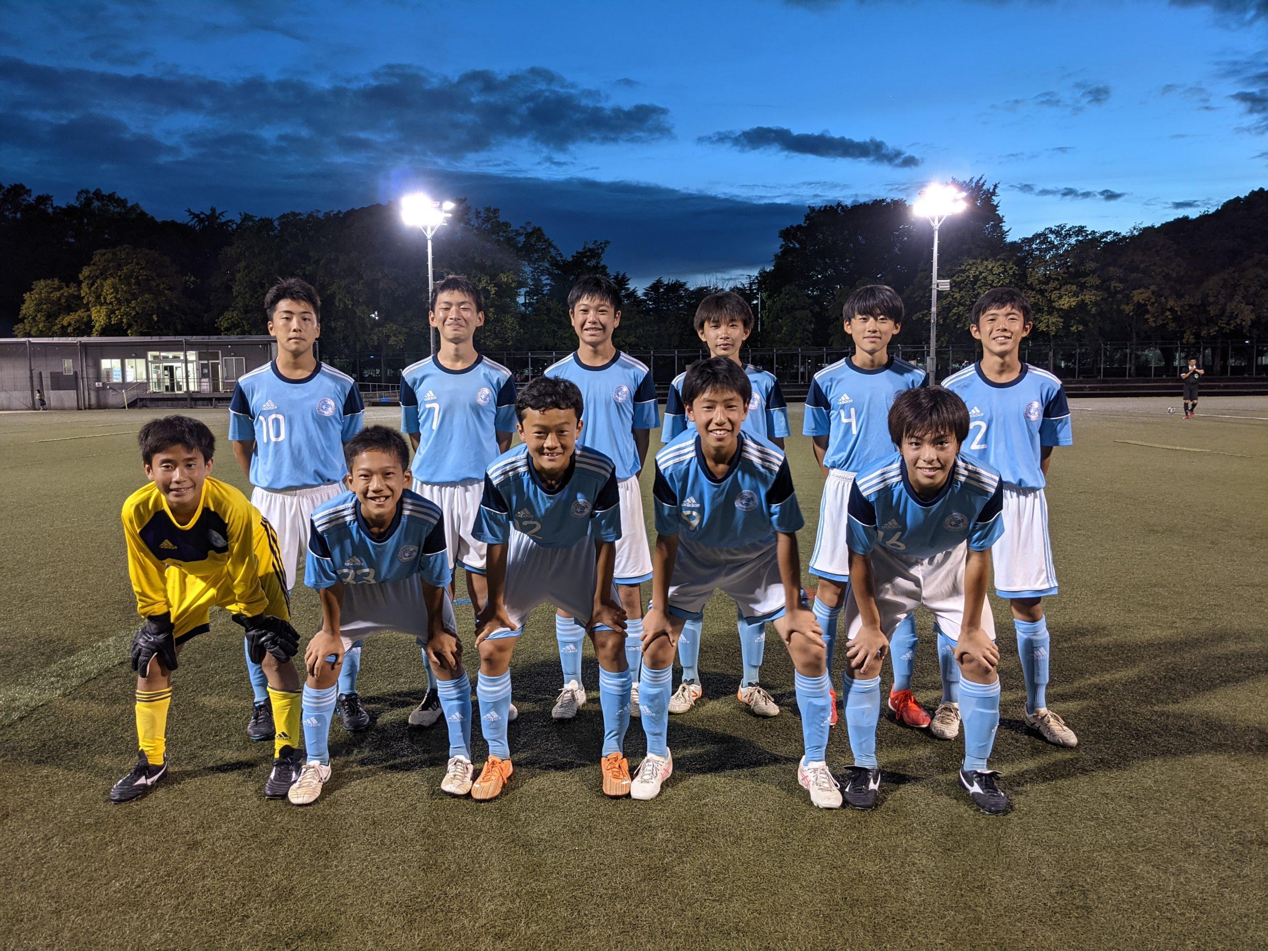 Tリーグ vs 東京小山FC