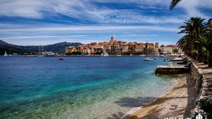 クロアチア コルチュラ島の白ワイン、ワインアワードで初の金賞受賞!