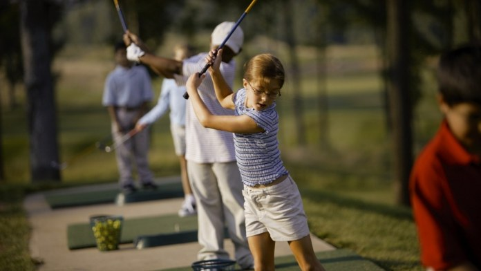 Driving Ranges for Family Fun in Tokyo