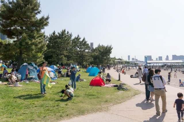お台場海浜公園-19