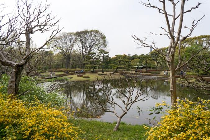 二の丸庭園-1