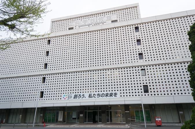科学技術館-1