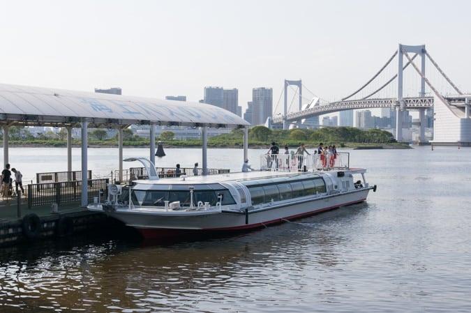 水上バス-1