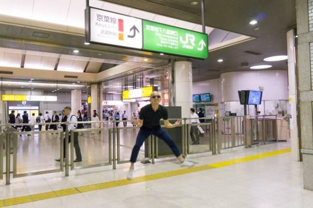 京葉線東京駅-27