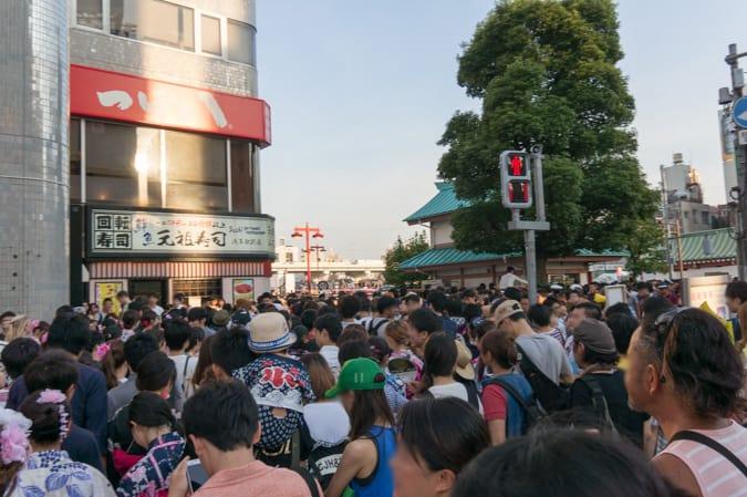 隅田川花火大会2015-4