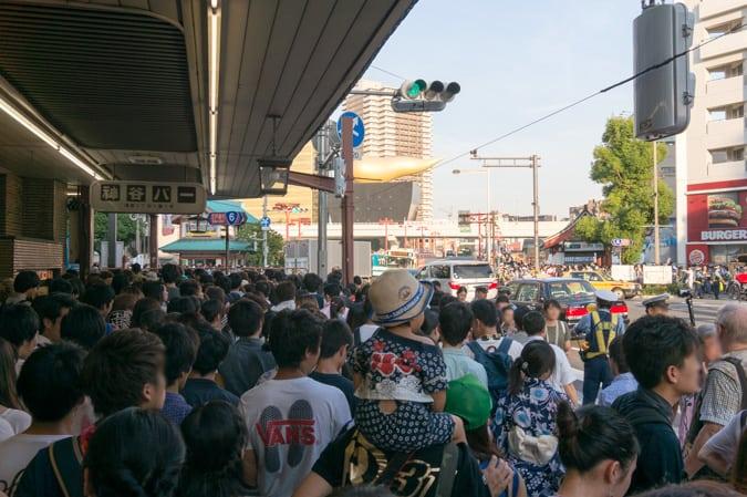 隅田川花火大会2015-1