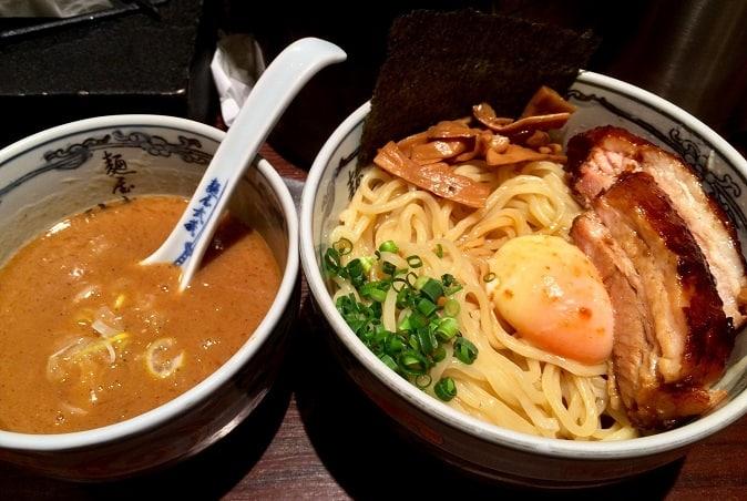 武蔵つけ麺2