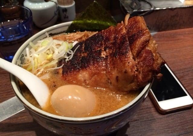 麺屋武蔵チャーシュー