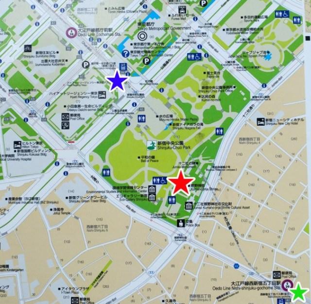 熊野神社地図