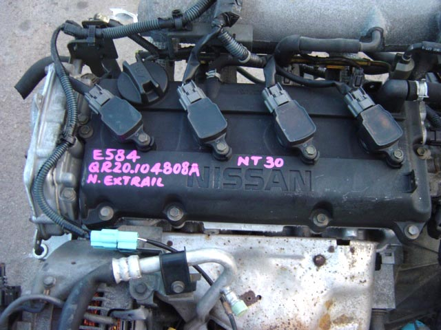Used Nissan X Trail Qr20 Engine For Sale In Harare