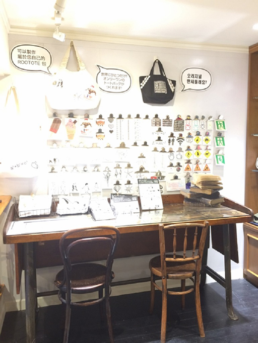 rtgdaikanyama_shop_inside