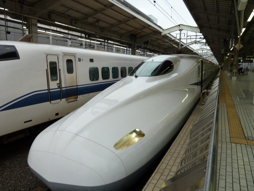 Nozomi Trains Gallery