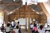 Escola no Camboja