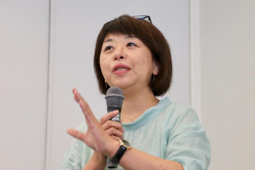 郷土料理研究家・フードプロデューサーの佐々木京美さん