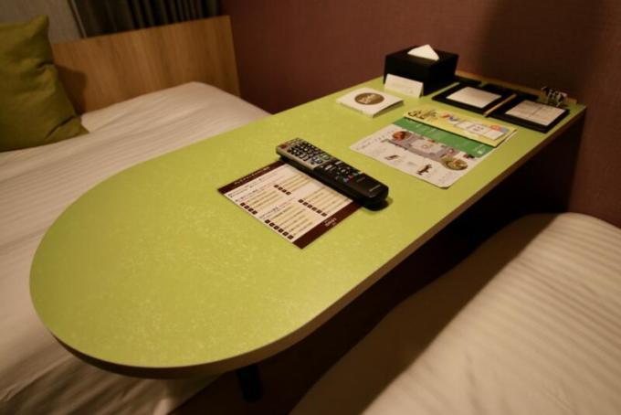 DANRAN Roomの客室