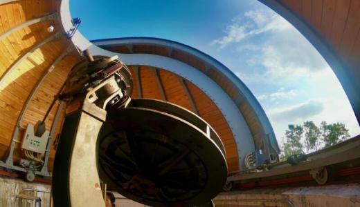 国立天文台 三鷹・星と宇宙の日2018 後編 非公開のアインシュタイン塔に登ってみた【PR】