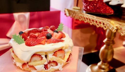 ヒルトン東京お台場でガーリーなクリスマスデザートビュッフェが開催中! #ヒルトンスイーツ