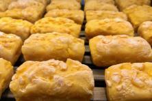 豆乳コーンパン