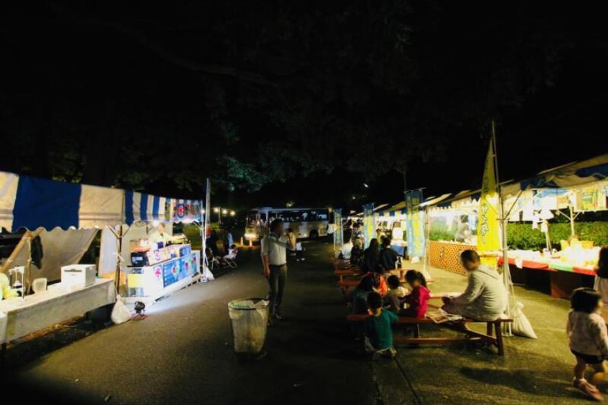 東伊豆温泉郷 第17回ほたる観賞の夕べ