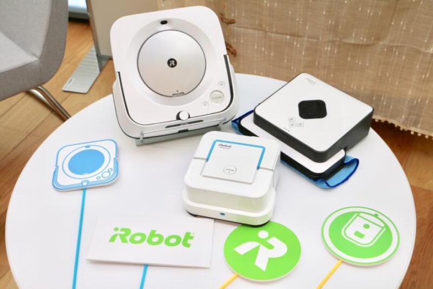 iRobot(アイロボット)のブラーバシリーズ
