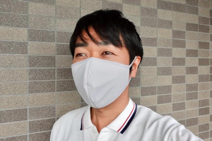 改良版エアリズムマスクを実際に付けてみた感想は「呼吸しやすくて快適!」