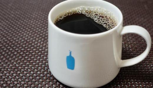 ブルーボトルコーヒーのドリッパーとマグカップを買っておうちでハンドドリップしてみた