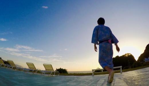 【宿泊記】ホテル伊豆急はオーシャンビューの客室から伊豆の海が一望!プールと海岸が目の前のリゾートホテル #伊豆急に乗ろう 中編