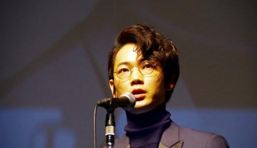 綾野剛「役と向き合い続けて、役を生きたい」新宿スワンで最優秀男優賞【第7回TAMA映画賞授賞式②】