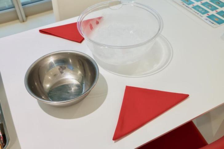 グリコピアCHIBAアイスクリーム作り体験