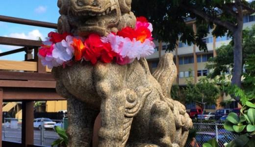 【ハワイ旅行記】ホノルルに出雲大社?ダウンタウン歴史スポットさんぽ