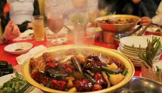 恵比寿「中村 玄」で麻辣香鍋を食す!薬膳サングリアが止まらない!