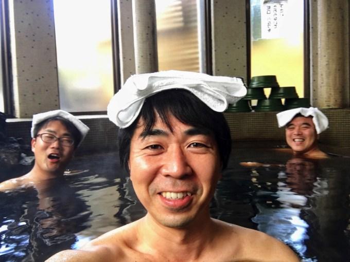 ホテル静養園の日帰り温泉
