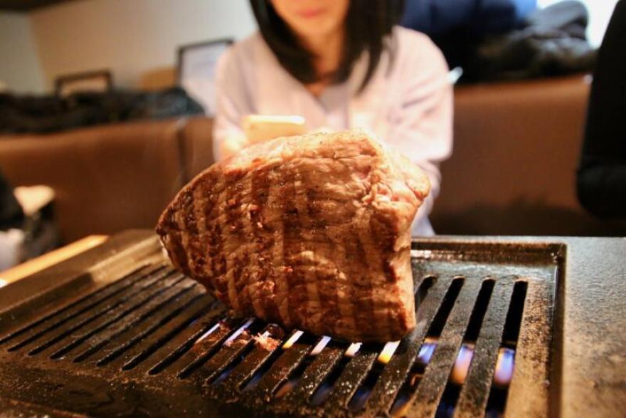 肉のヒマラヤ