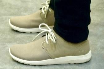 crocs kinsale 2-eye shoe men