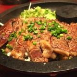 黒毛和牛リブロースステーキ