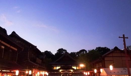 日本の夏祭り 江戸東京たてもの園「下町夕涼み」に行ってきました
