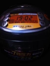 圧力IHの炊飯器