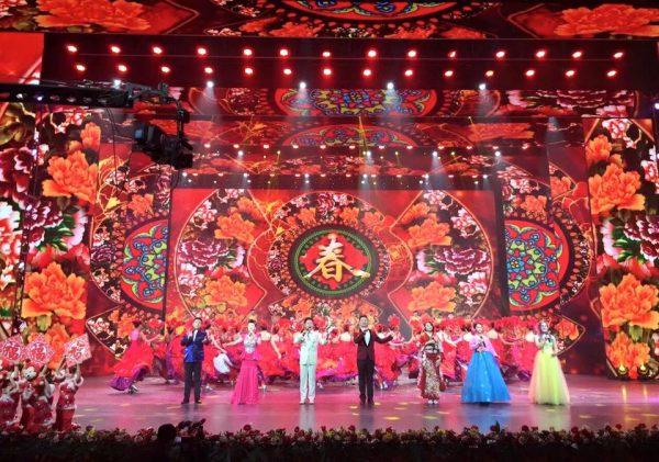 中国・大連 联欢晚会