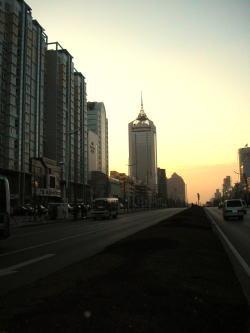 中国・交通強化月間?!