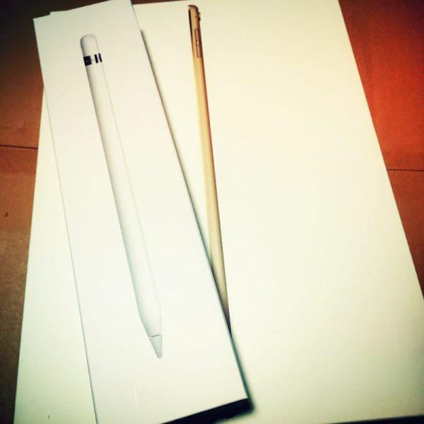 iPad Proとペンシル