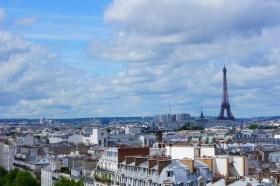 ただいまぁ~、Paris!(・∀・)♬♬
